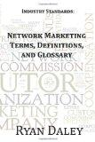 Industry Standards: Network Marketing Terms, Definitions, and Glossary