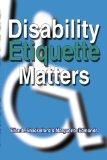 Disability Etiquette Matters