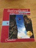 Springboard Common Core Teacher Edition English Language Arts- Gr. 8