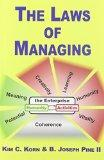 The Laws of Managing