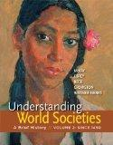 Understanding World Societies, Volume 2: A Brief History