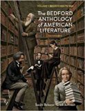 Bedford Anthology of American Literature, Volume One: Beginnings to 1865 (Evaluation Copy)