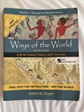 Ways of the World Second Edition (A Brief Global History with Sources) Volume 1