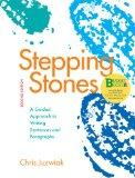 Stepping Stones: A Guided Approach to Writing Sentences and Paragraphs 2nd Ed.