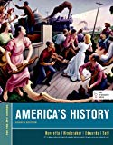 America's History, For the AP* Course