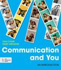 Communication and You : An Introduction