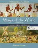 Ways of the World with Sources for AP* with LaunchPad & e-Book 2e (6-YR Access Card)