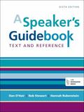 Speaker's Guidebook : Text and Reference