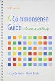 Commonsense Guide to Grammar and Usage 6e & LearningCurve Solo (Access Card)