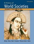 History of World Societies Volume B: from 800 To 1815