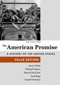 The American Promise, Value Edition, Combined Volume