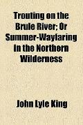 Trouting on the Brul River; Or Summer-Wayfaring in the Northern Wilderness