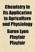 Chemistry in its application to agriculture and physiology (1843)