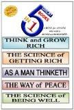 5 Great Books in 1: Think and Grow Rich/the Science of Getting Rich/ as a Man Thinketh/ the ...