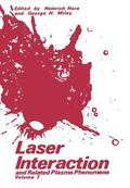Laser Interaction and Related Plasma Phenomena : Volume 7