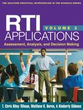 RTI Applications, Volume 2 : Assessment, Analysis, and Decision Making