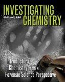 Investigating Chemistry (High School)