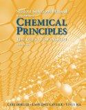 Chemical Principles Student Solutions Manual