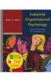 Industrial Organizational Psychology (Budget Books)