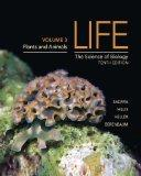 Life: The Science of Biology, Vol. 3: Plants and Animals, 10th Edition