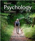 Myers' Psychology for AP Teacher's Edition Second Edition