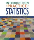 Introduction to the Practice of Statistics: w/CrunchIt/EESEE Access Card