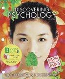 Loose-leaf Version for Discovering Psychology with DSM5 Update