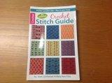 Crochet Stitch Guide 86 Stitches Pocket Size
