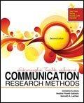 Straight Talk About Communication Research Methods