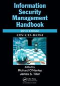 Information Security Management Handbook, 2014 CD-ROM Edition