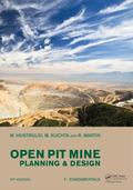 Open Pit Mine Planning and Design, 3rd Edition, Pack : V1: Fundamentals, V2: CSMine Software...