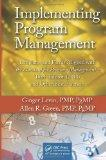 Implementing Program Management: Templates and Forms Aligned with the Standard for Program M...