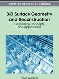 3-D Surface Geometry and Reconstruction : Developing Concepts and Applications