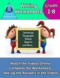 TutorGiant. com - Writing Worksheets - Grades 1-8 : Writing Workbook for Children - Writing ...