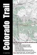 Colorado Trail Pocket Map