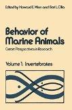 Behavior of Marine Animals: Current Perspectives in Research Volume 1: Invertebrates