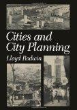 Cities and City Planning (Environment, Development and Public Policy: Cities and Development)