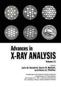 Advances in X-ray Analysis: Proceedings of the Sixteenth Annual Conference on Applications o...