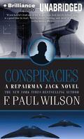 Conspiracies (Repairman Jack Series)