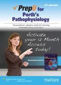 PrepU for Porth's Pathophysiology