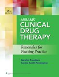 Abrams' Clinical Drug Therapy, Vitalsource Pdf