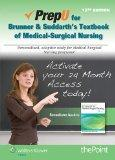 Brunner & Suddarth's Textbook for Medical-Surgical Nursing PrepU Access Code