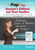PrepU for Bowden's Children and Their Families