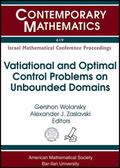 Variational and Optimal Control Problems on Unbounded Domains