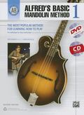 Alfred's Basic Mandolin Method 1 : The Most Popular Method for Learning How to Play, Book, C...