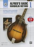 Alfred's Basic Mandolin Method 1 : The Most Popular Method for Learning How to Play, Book an...
