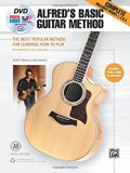 Alfred's Basic Guitar Method, Complete: The Most Popular Method for Learning How to Play, Bo...