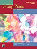 Alfred's Group Piano for Adults -- Popular Music, Bk 1: Solo Repertoire and Lead Sheets from...