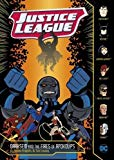 Darkseid and the Fires of Apokolips (DC Super Heroes: Justice League)