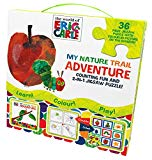 The World of Eric Carle My Nature Trail Adventure: Counting Fun and 2-in-1 Jigsaw Puzzle!